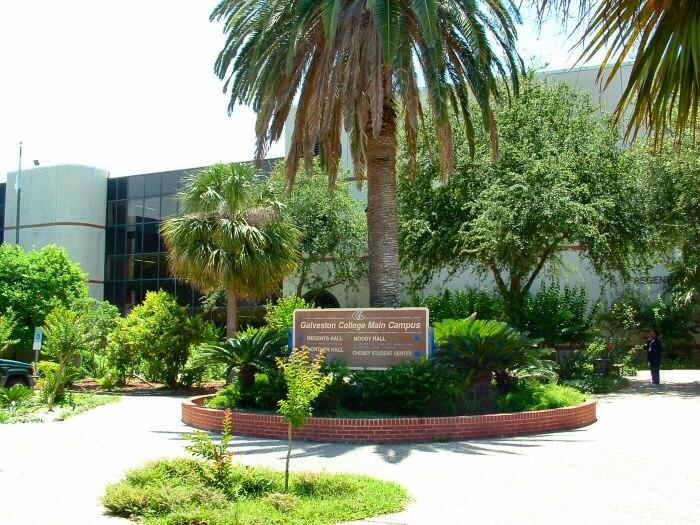 Galveston College Regent Hall