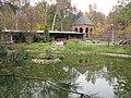 Garden of the Franciscan monastery in Katowice Panewniki 021.JPG