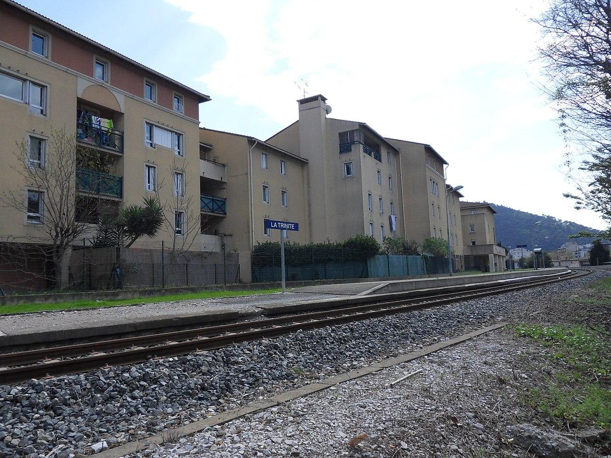Gare de la trinit victor wikip dia for Garage de la gare bretigny