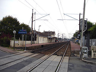 Valmondois station