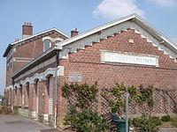 Gare de Wattignies-Templemars -coté voies (59).JPG