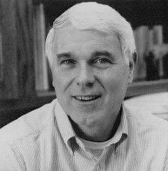 Garland E. Allen - Garland Allen in his office