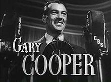 Gary Cooper in Arriva John Doe