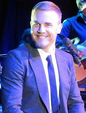 Gary Barlow - Barlow in 2012