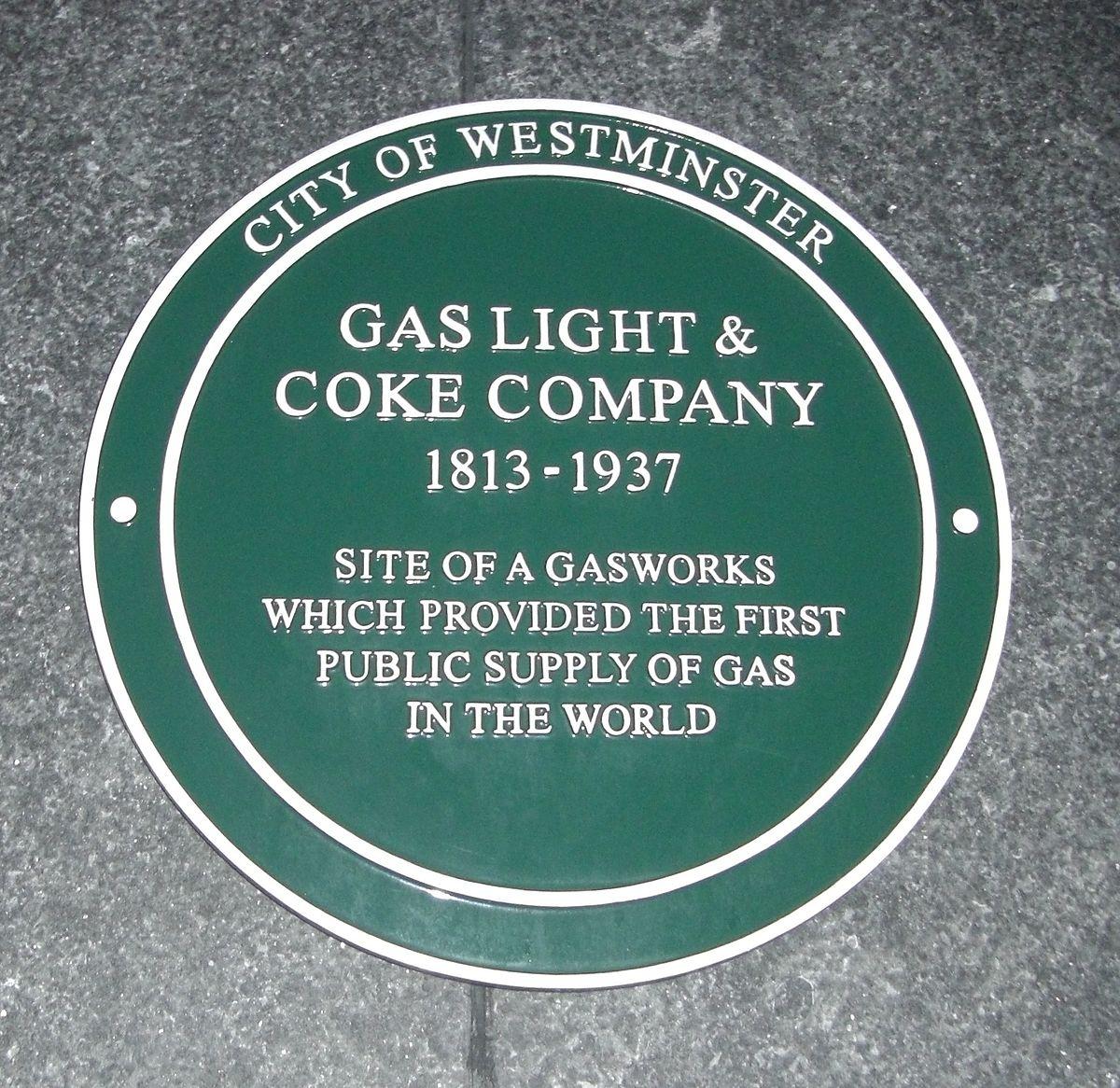 Gas Light And Coke Company