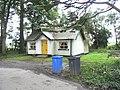 Gate House at Ashfield House - geograph.org.uk - 506922.jpg
