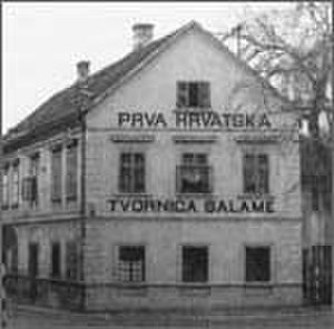 Petrinja - The Gavrilović house