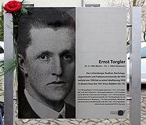 Gedenktafel Liepnitzstr 46 (Karlh) Ernst Torgler.jpg