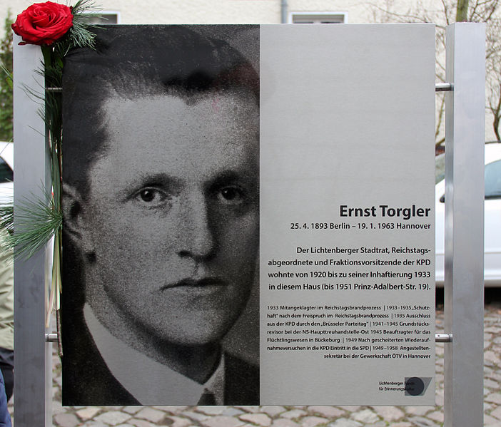 File:Gedenktafel Liepnitzstr 46 (Karlh) Ernst Torgler.jpg