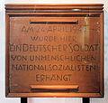 Gedenktafel Schloßstr 37 (Stegl) Deutscher Soldat.jpg