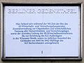 Gedenktafel Unter den Eichen 135 SS Wirtschafts- und Hauptverwaltungsamt.JPG