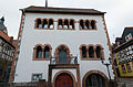 Gelnhausen, Untermarkt, Romanisches Haus, 002.jpg