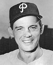 Photograph of Gene Mauch, Phillies' manager from 1960 to 1968