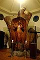 General Trias Church Saint Francis of Assisi Sculpture.JPG
