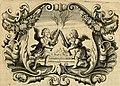 Genii Serenissimorum Principum Philippi Wilhelmi Comitis Palatini Rheni sponsi, et Annae Catharinae Constantiae, augustissimorum regum Sigismundi III. filiae, Vladislai IV. sororis, Poloniae et (14597173090).jpg