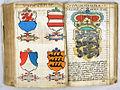 Georg Rüxner Turnierbuch Handschrift des 17. Jahrhunderts - Bild III.jpg