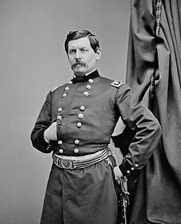 George B. McClellan American major-general during the American Civil War