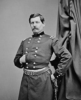 George B. McClellan American major general