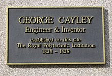 Sir George Cayley