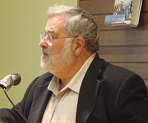 "Author/linguist/professor George Lakoff (""..."