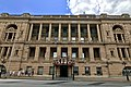 George Street facade, former Land Administration Building, Brisbane.jpg