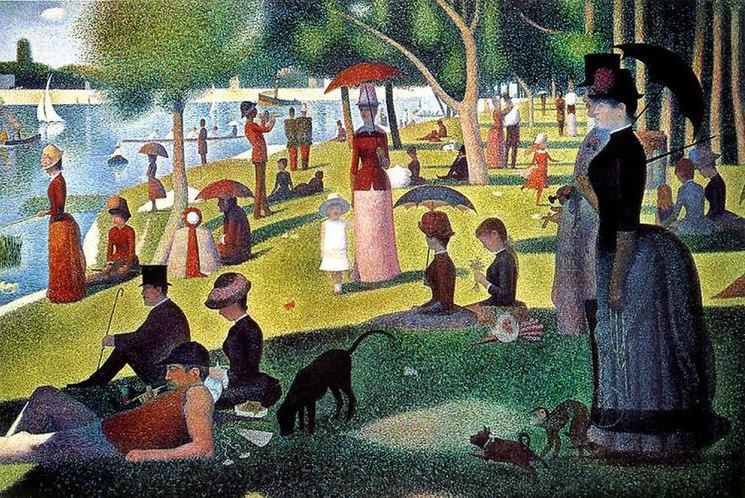 Georges Seurat - Un dimanche après-midi à l'Île de la Grande Jatte.jpg
