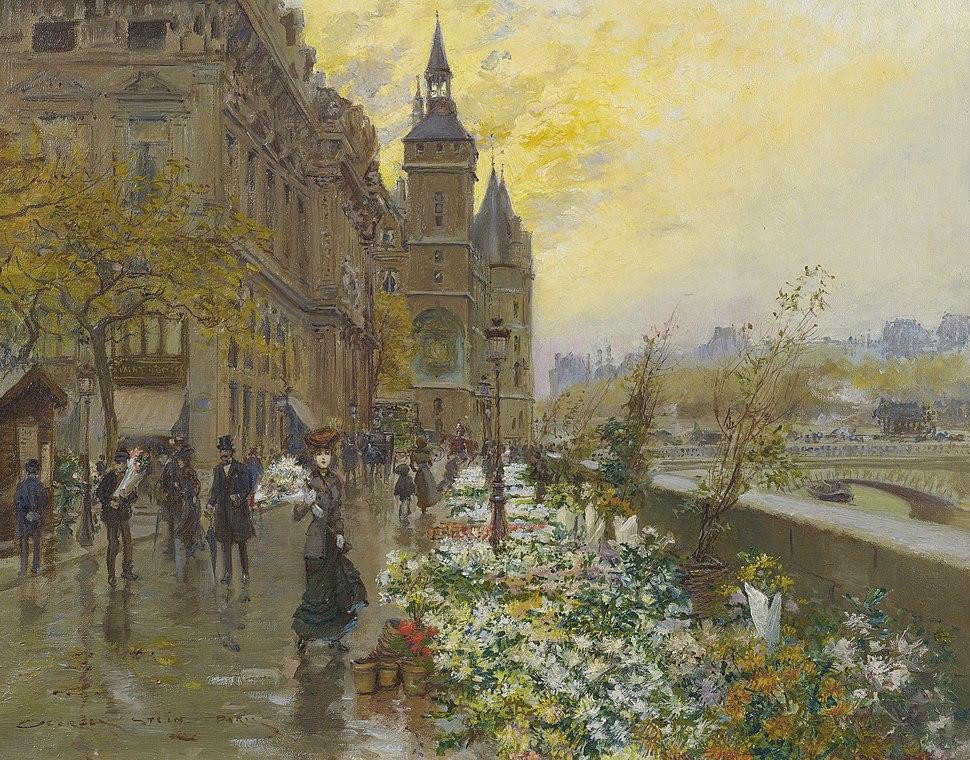Georges Stein Flower Market