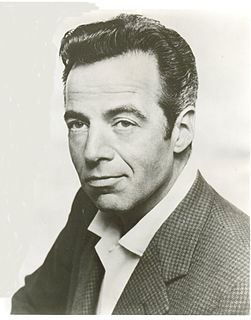 American radio, film and television character actor