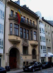 Corps Germania München Wikipedia