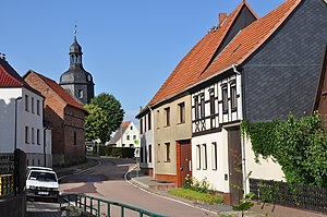Rotha - Image: Germany, Sachsen Anhalt, Sangerhausen, Rotha (2)