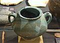 Gerreta - orceta de terrissa d'època andalusina, cova del Barranc del Migdia, museu Soler Blasco.JPG