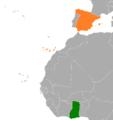 Ghana Spain Locator.png