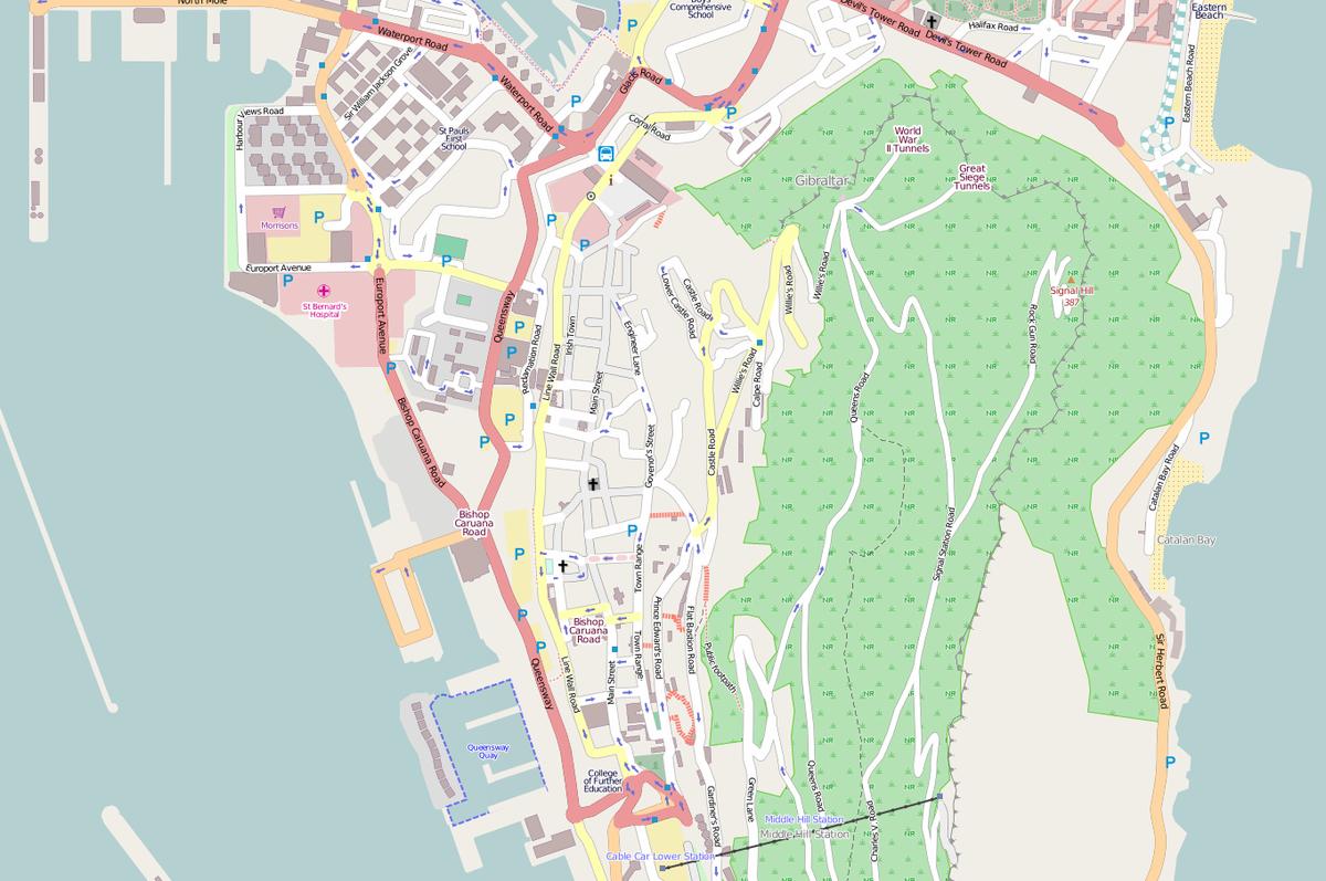 Town Range Wikipedia