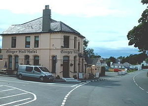 Ginger Hall - Image: Ginger Hall Hotel at Sulby geograph.org.uk 475568 cropped