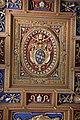 Giovanni Antonio Paracca detto il Valsoldo, soffitto del transetto dx di s.g. in laterano, stemma aldobrandini.jpg