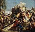 Giovanni Battista Tiepolo (e studio) - Cristo Via del Golgota.jpg