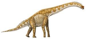 Giraffatitan - Restoration