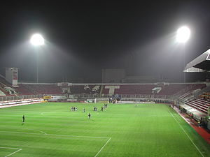 2011–12 Liga I - Image: Giulesti Stadium