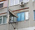 Giurgiu - satellite dish.jpg