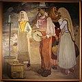 Giuseppe biasi, la canzone del pappagallo (nuoro, museo della vita e delle tradizioni popolari sarde) 01.JPG