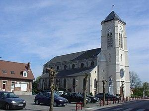 Givenchy-en-Gohelle - 17th century Église Saint-Martin