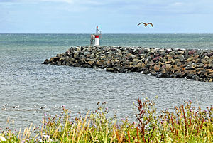 Glace Bay - Glace Bay North Breakwater Light