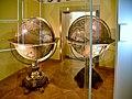 Globes in the Globenmuseum, Vienna, 2019 (01).jpg