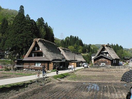 Gokayama ainokura gassho shuraku 20050504 4