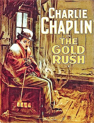 The Gold Rush - Theatrical release poster