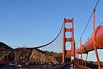 Golden Gate Bridge, Looking North.JPG