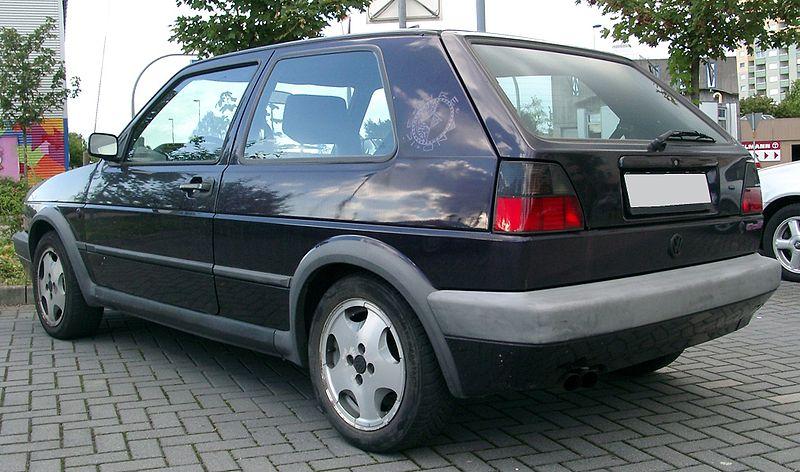 File:Golf II rear 20070816.jpg