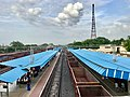 Goods Trains Hauled at Eluru railway station.jpg