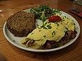 Gorgonzola + Bacon Omelette @ Omelegg @ Amsterdam (16600947041).jpg