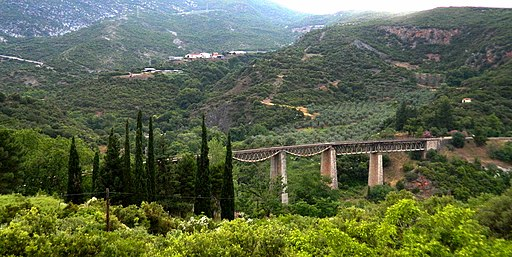 Gorgopotamos Bridge 16